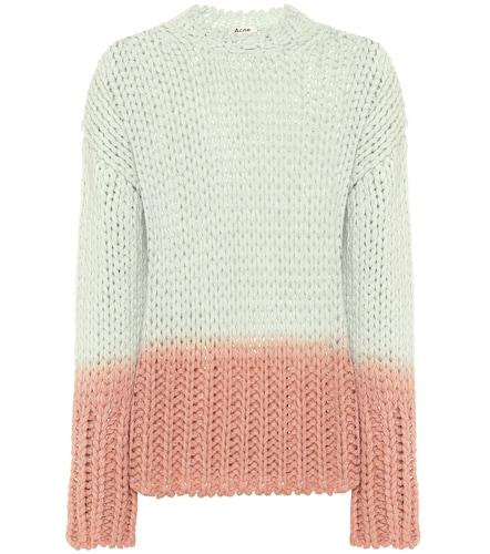 Pull en laine mélangée - Acne Studios - Modalova