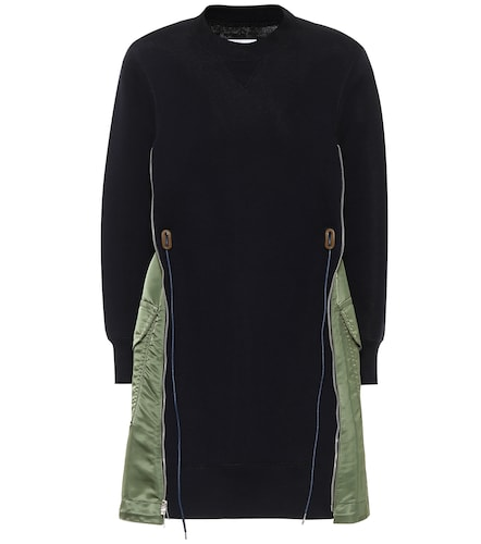 Robe en coton mélangé - sacai - Modalova