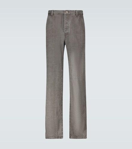 Pantalon Bil en lin - Nanushka - Modalova