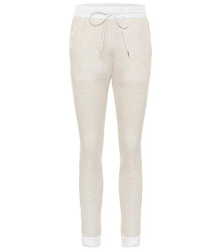 Pantalon de survêtement en coton mélangé - sacai - Modalova