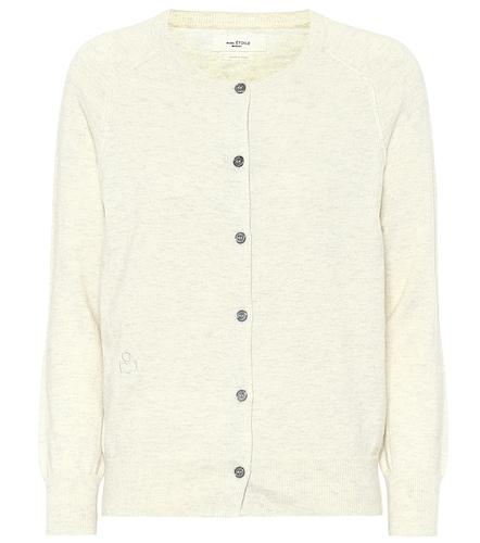 Cardigan Napoli en coton et laine - Isabel Marant, Étoile - Modalova