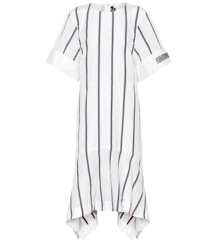 Robe midi en coton rayé - Calvin Klein 205W39NYC - Modalova