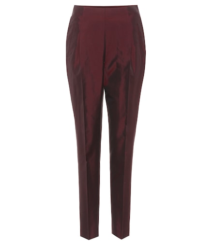 Pantalon en coton et soie - ETRO - Modalova