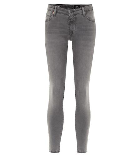 Jean skinny The Legging Ankle à taille mi-haute - AG Jeans - Modalova