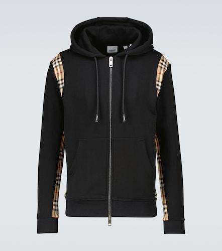 Sweat-shirt à capuche en coton - Burberry - Modalova
