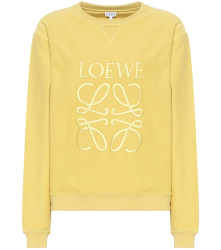 Sweat-shirt Anagram en coton - Loewe - Modalova