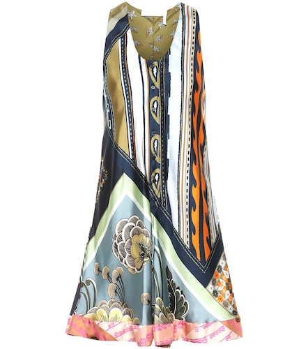 Robe en soie - Chloé - Modalova