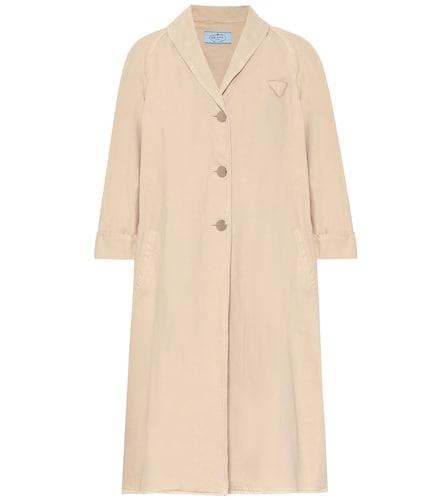 Manteau en jean - Prada - Modalova