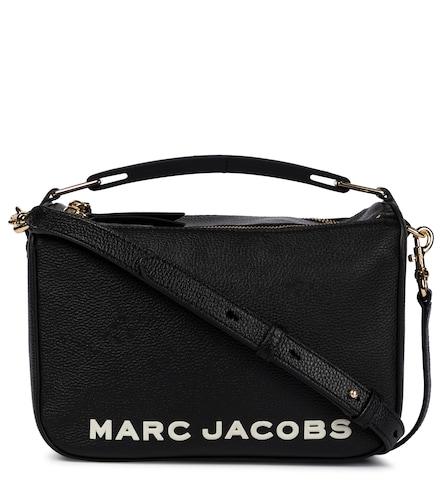 Sac à bandoulière The Softbox en cuir - The Marc Jacobs - Modalova