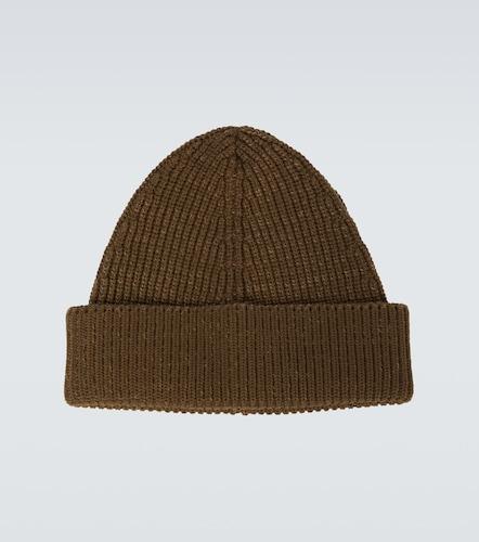 Bonnet en coton et laine - Maison Margiela - Modalova