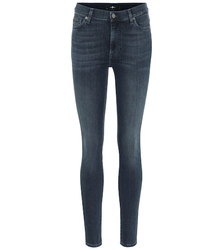Jean The Skinny à taille haute - 7 For All Mankind - Modalova