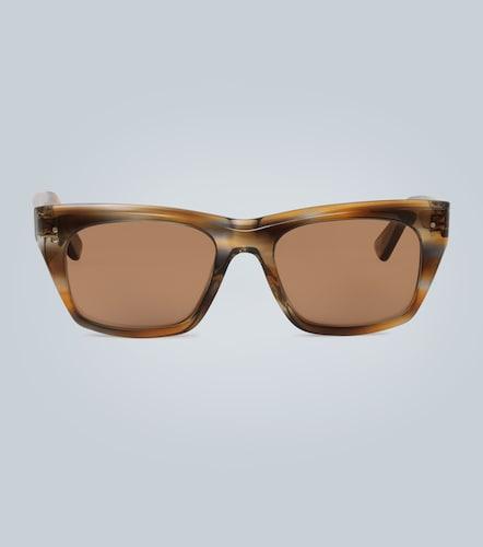 Lunettes de soleil rectangulaires en acétate - CELINE Eyewear - Modalova