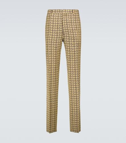 Pantalon à imprimé FF - Fendi - Modalova