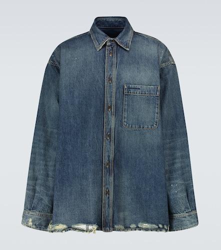 Chemise en jean - Balenciaga - Modalova