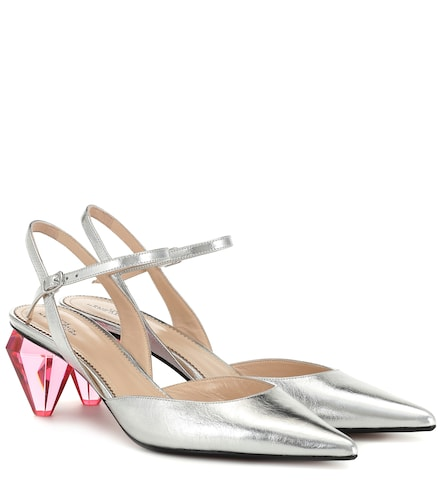 Escarpins The Slingback en cuir - Marc Jacobs - Modalova