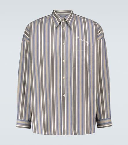 Chemise rayée en coton - Marni - Modalova