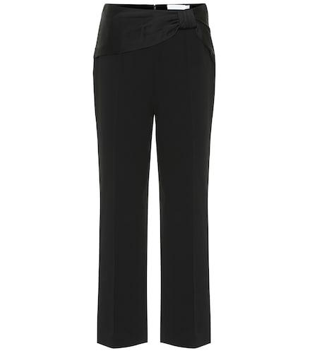 Pantalon droit à taille haute - Jonathan Simkhai - Modalova