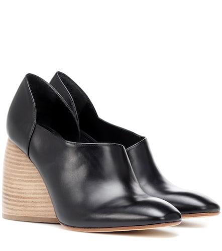 Escarpins en cuir Flex Loafer 90 - Loewe - Modalova