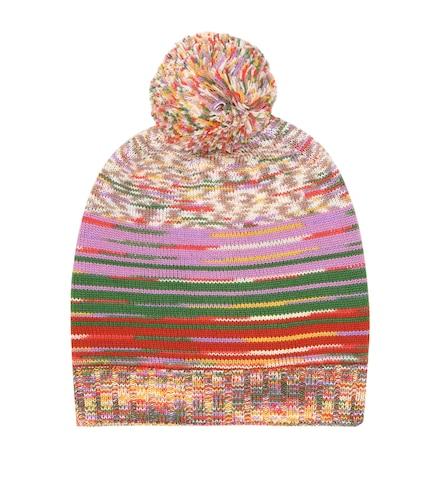 Bonnet en laine - Missoni - Modalova
