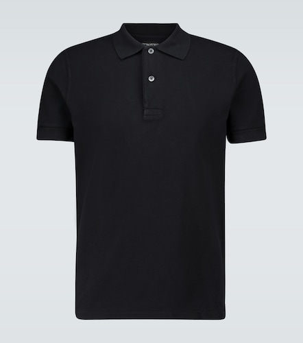 Polo en coton - Tom Ford - Modalova