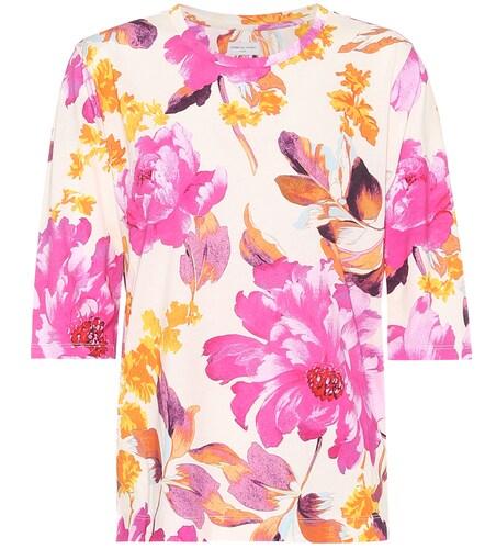 T-shirt imprimé en coton - Dries Van Noten - Modalova