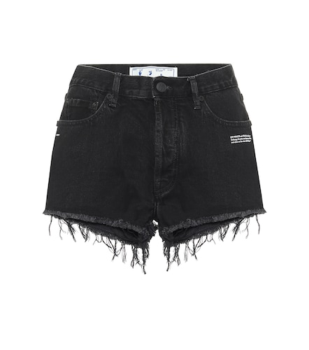 Short en jean - Off-White - Modalova
