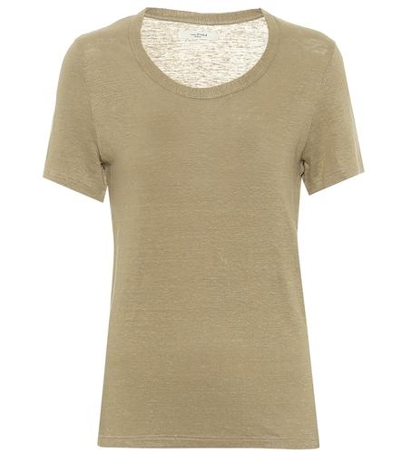 T-shirt Kiliann en lin - Isabel Marant, Étoile - Modalova