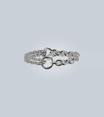 Bracelet double en argent sterling - All Blues - Modalova