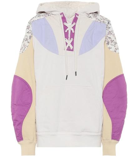 Sweat-shirt Nanslyia à capuche en coton mélangé - Isabel Marant, Étoile - Modalova