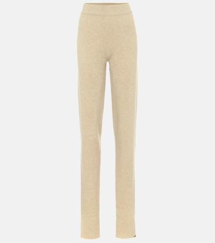 Pantalon Legs en cachemire mélangé - Extreme Cashmere - Modalova