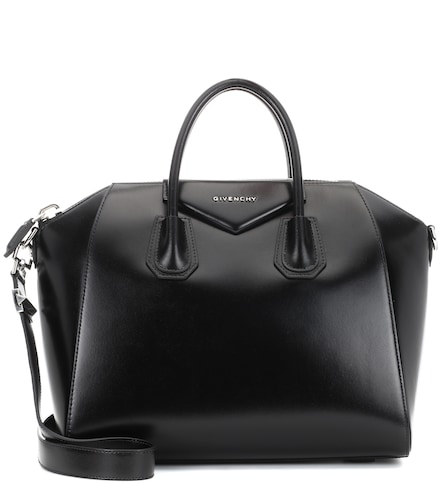 Sac en cuir Antigona Medium - Givenchy - Modalova