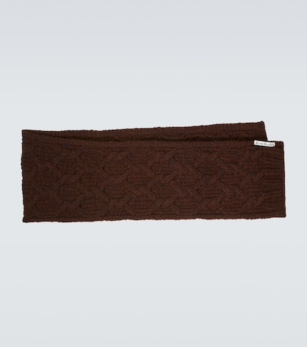 Écharpe en laine mélangée - Acne Studios - Modalova