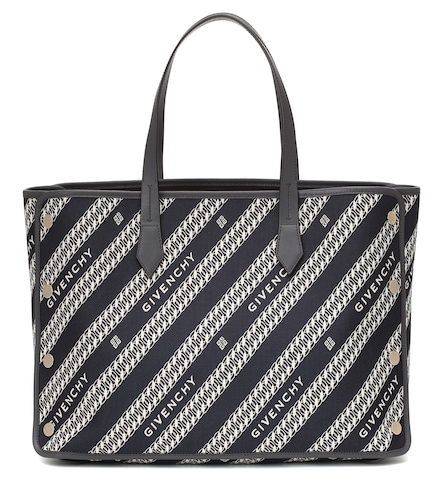 Cabas Bond Medium en toile et cuir - Givenchy - Modalova