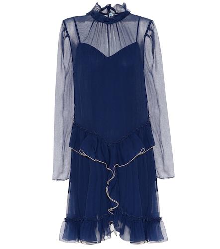 Robe courte en soie - See By Chloé - Modalova
