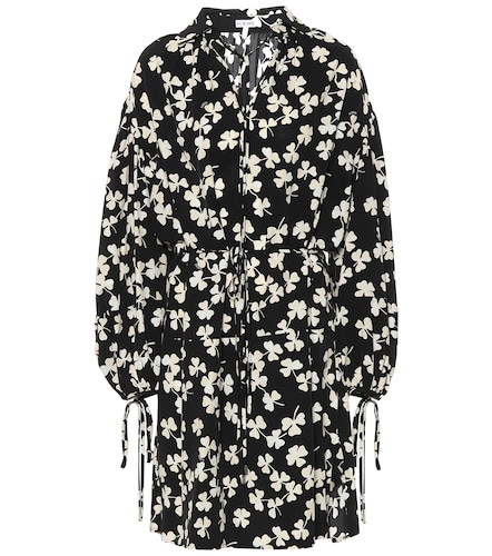 Robe chemise imprimée - Loewe - Modalova