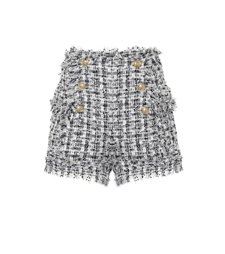 Short en tweed - Balmain - Modalova