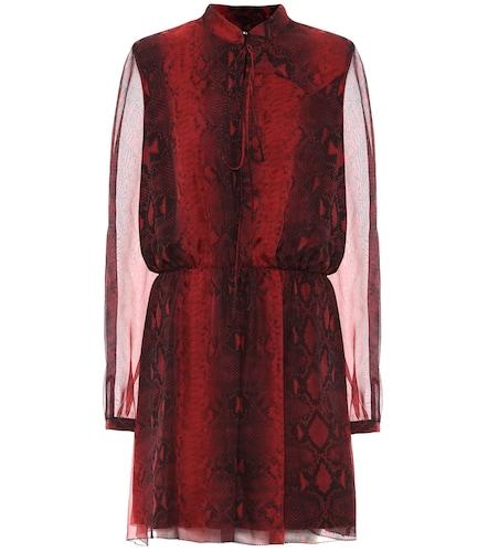 Robe imprimée en soie - Amiri - Modalova