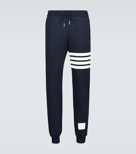 Pantalon de survêtement 4-Bar en coton - Thom Browne - Modalova