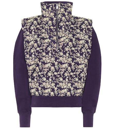 Sweat-shirt Naira imprimé en coton mélangé - Isabel Marant, Étoile - Modalova