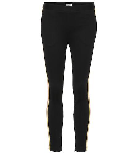 Pantalon fuseau en jersey stretch - Miu Miu - Modalova
