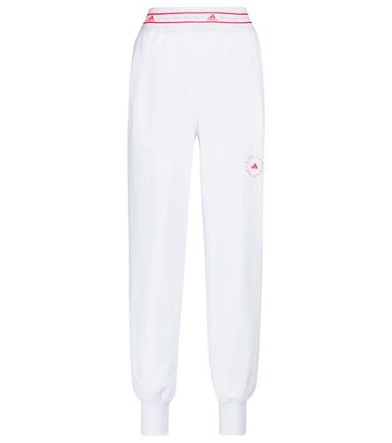 Pantalon de survêtement en coton mélangé - adidas by STELLA McCARTNEY - Modalova