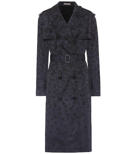 Trench-coat imprimé - Bottega Veneta - Modalova