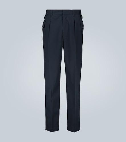 Pantalon en coton à doubles plis - Maison Margiela - Modalova