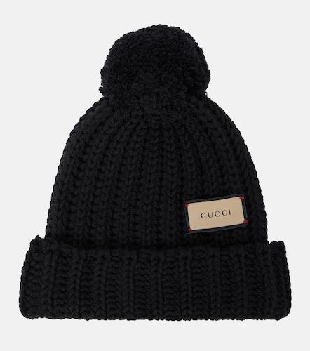 Bonnet en laine - Gucci - Modalova