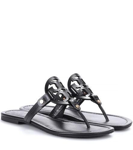 Sandales en cuir Miller - Tory Burch - Modalova