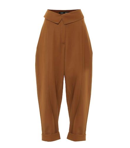 Pantalon fuselé à taille haute en laine mélangée - Proenza Schouler - Modalova