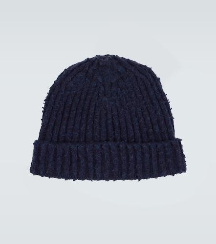 Bonnet Peeled en laine - Maison Margiela - Modalova