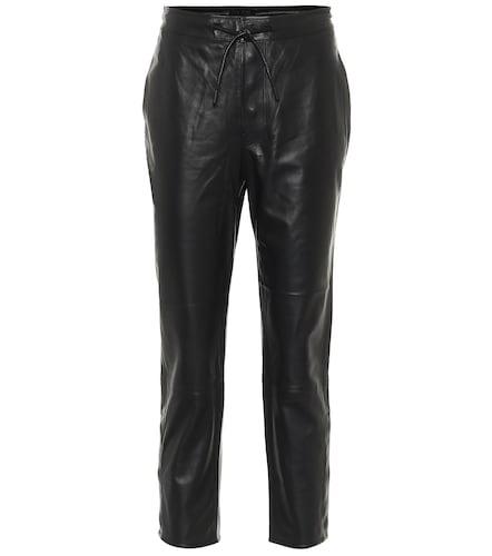 Pantalon raccourci Matisse en cuir - RtA - Modalova