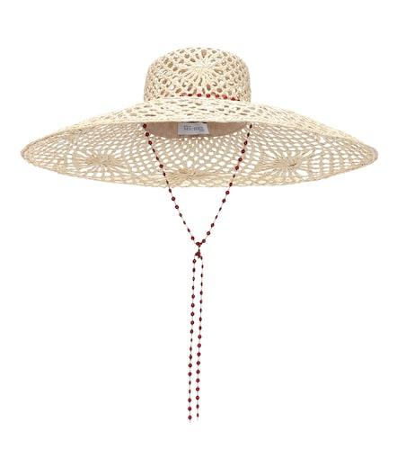 Chapeau Brigitte en paille - Maison Michel - Modalova