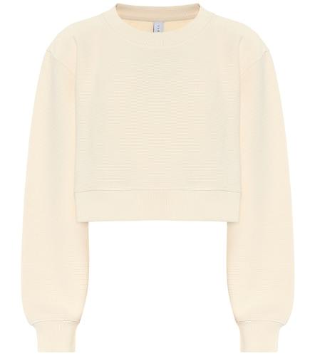 Sweat-shirt Albata raccourci en coton - Varley - Modalova